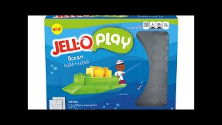 Jell-O to kids: It's official. Now you can play with your food
