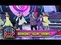 Beniqno - Igun - Kriwil [Pacar 5 Langkah] Jogetnya Bikin Semangat Kilau DMD (16/5)