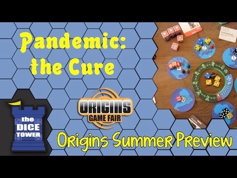 Origins Summer Preview: Pandemic the Cure