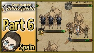 Civilization IV: Colonization Walkthrough as Spain! - Part 6