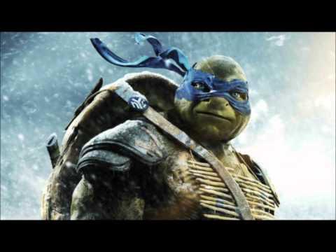 Teenage Mutant Ninja Turtles - Trailer #2 Music #3 (Skrillex - Reptile) - HD