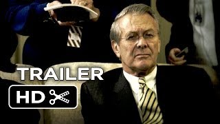 The Unknown Known TRAILER 1 (2014) - Donald Rumsfeld Documentary HD