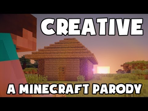 &quot;Creative&quot; - A Minecraft Parody of Maroon 5 - Daylight
