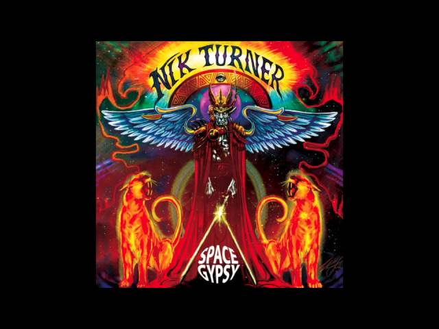 Nik Turner - Time Crypt (Space Gypsy)
