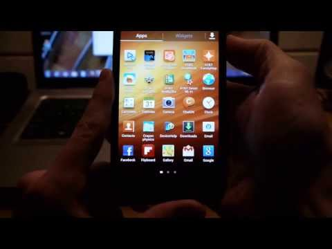 How To: Official Update 4.1.2 Jelly Bean AT&T Samsung Galaxy Note i717 & ROOT