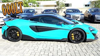 First Drive in the McLaren 600LT