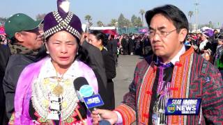 SUAB HMONG NEWS:  Meet a couple lover at the 2015-16 Hmong International New Year