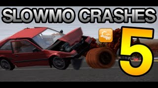 EPIC Rigs of Rods Soft Body Physics Car Crash Test Compilation 5# [HD]