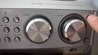 Philips MX5700D Surround System Class 5.1