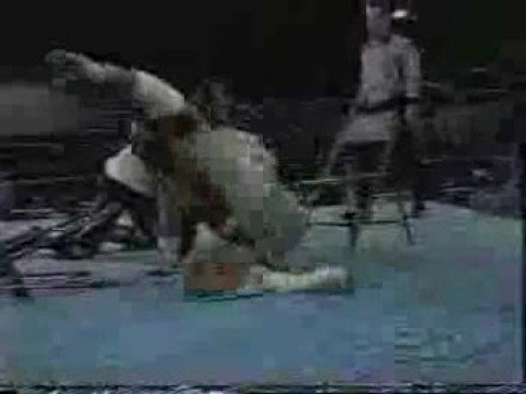 Sabu vs Terry Funk Barbed Wire Match