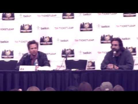 2012 Wizard World Austin Comic Con Boondock Saints panel