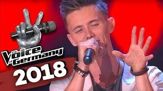 Bon Jovi - Bed Of Roses (Matthias Nebel) | The Voice of Germany 2018 | Blind Audition