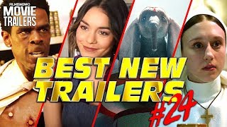BEST NEW Weekly TRAILER Compilation (2018) - #24