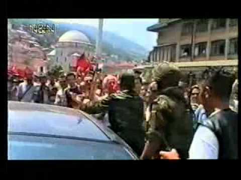 dogruyol tksd prizren Prizren halki ve dernek uyelerimiz Mehmetcigi karsilarken.flv