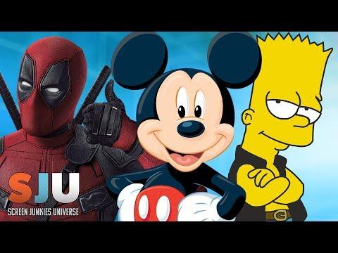 It's Official: Disney Buys 21st Century Fox - SJU