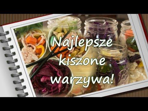 Najlepsze Kiszone Warzywa Na Zdrowe Jelita!