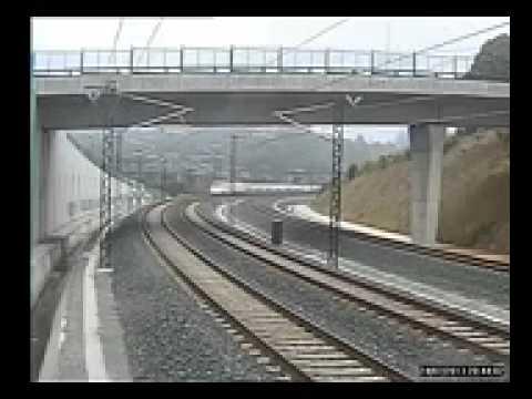 Accidente tren Santiago  Descarrilamiento del tren matareblis avaria espanetshi