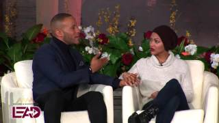 Devon Franklin & Meagan Good - 2016 Missions & Marketplace Conference