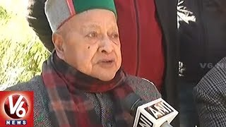 Exit Polls Are Fake and Manipulated, says Himachal Pradesh CM Virbhadra Singh