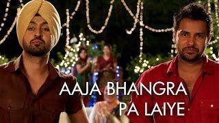 Aaja Bhangra Pa Laiye Punjabi Version  Saadi Love