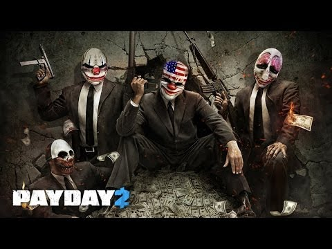 Facking the police like a campers! | PayDay 2
