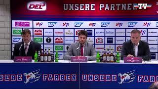 PK: Adler Mannheim - Iserlohn Roosters