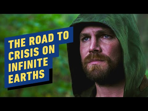 Arrowverse: The Road to Crisis on Infinite Earths