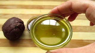 How to make olive oil at home