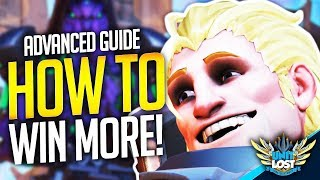 How to WIN More Games! Overwatch Advanced Guide