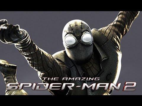 Spider-man 2 Game Revealed