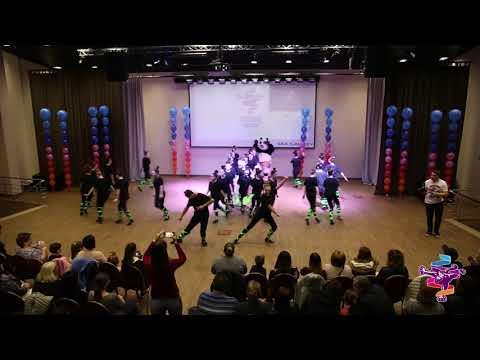 Танцуй, школа! Финал: выступление команды СОШ № 4