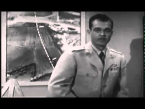 1950s Air force Workplace Safety Message Using Marilyn Monroe Footage and Message