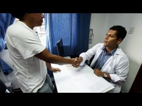 Hiv Stigma: Personal Stories From Gay Men And Transgender Women In Peru -- A Uci Ghreat Initiative video