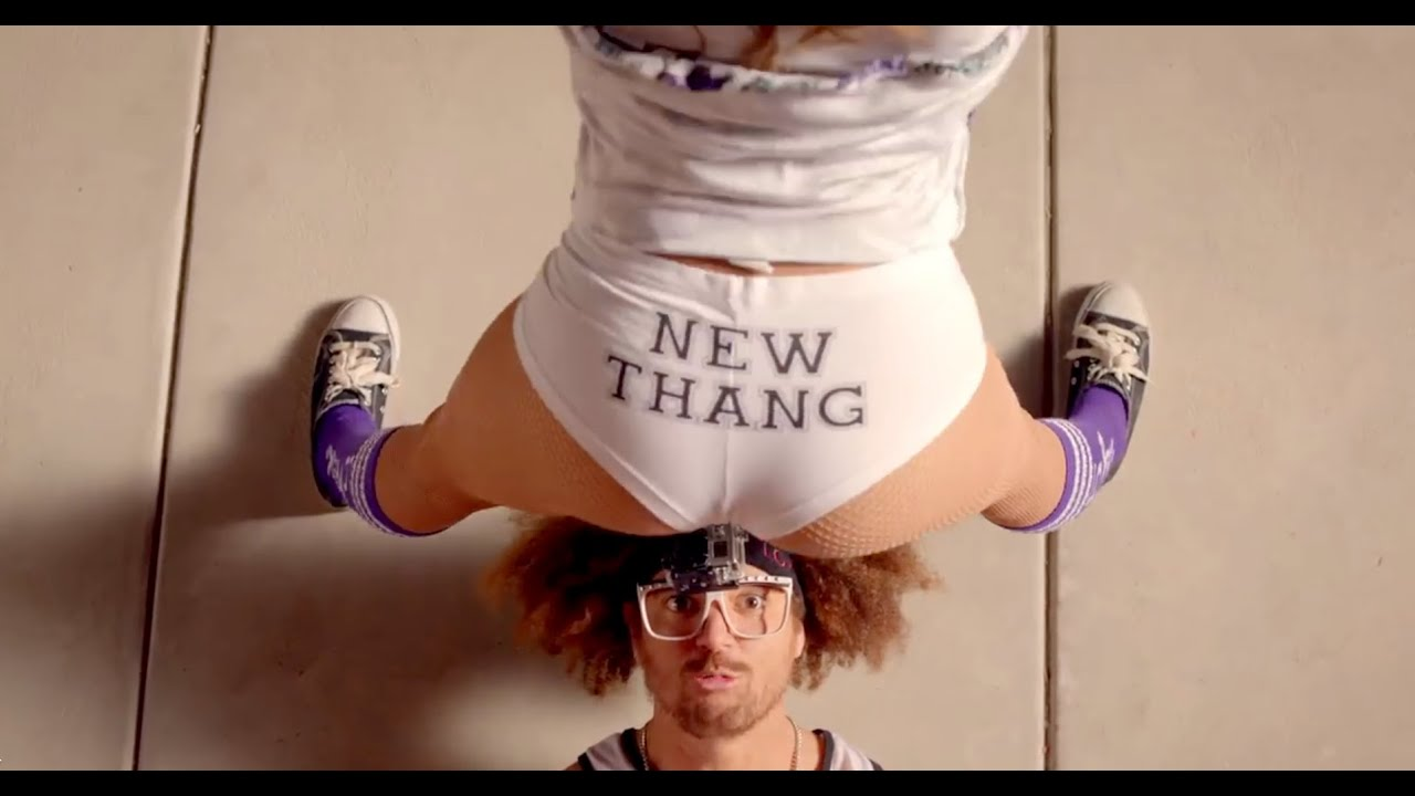 New Photos Redfoo New Thang Official