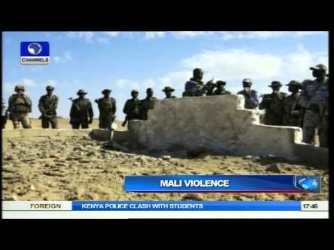 The World Today: France Delays Sahel Counter-Insurgency Plan After Mali Violence 20/05/14