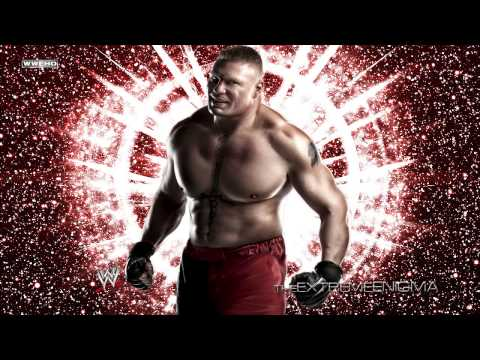 2013: Brock Lesnar 6th And New Wwe Theme Song next Big Thing (remix) video
