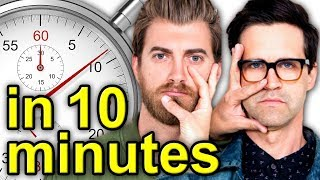 The History Of Rhett And Link (GMM)   A Brief History
