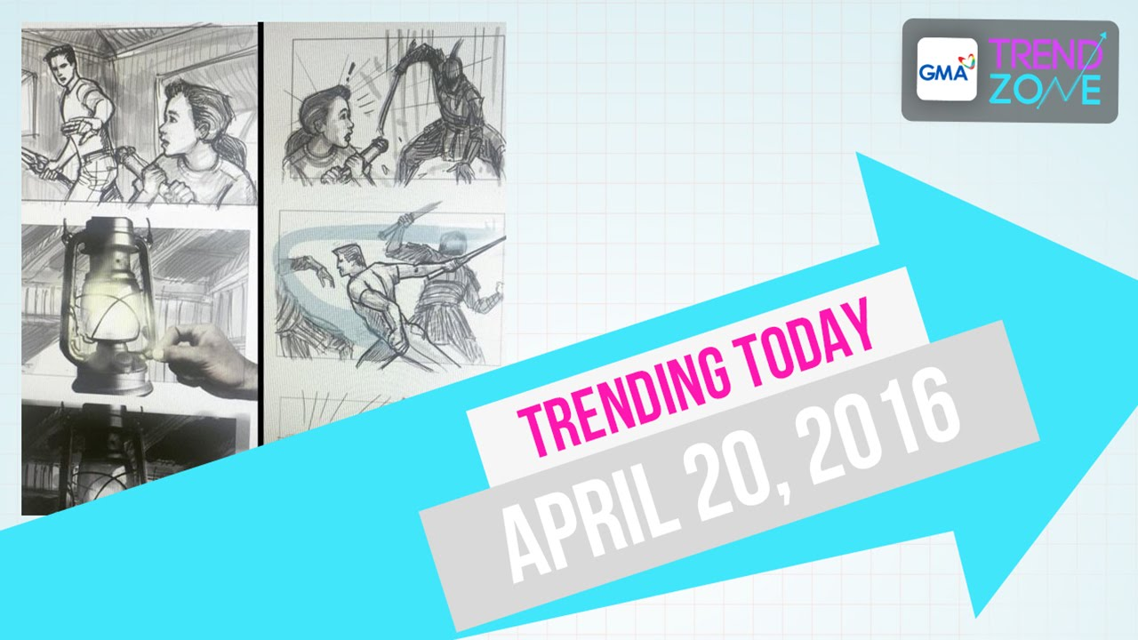 Trendzone - April 20, 2016