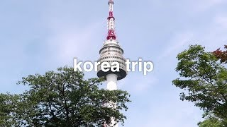 South Korea Trip (Travel Video)