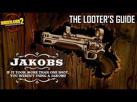 Borderlands Jakobs Logo Borderlands 2 The Looter's