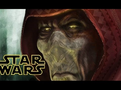 Star Wars Episode 7 The Darth Plagueis Theory