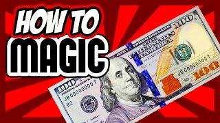 5 EASY Magic Tricks Revealed - How To Magic!