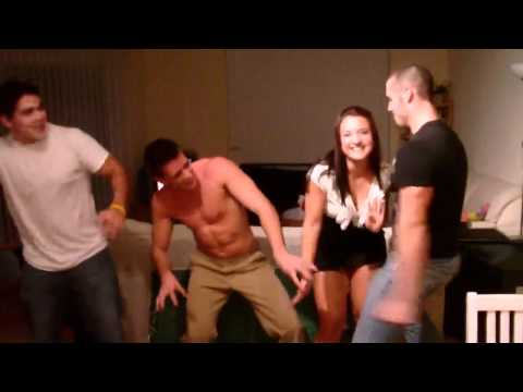 Bad Romance dancing by Craigery Morgan