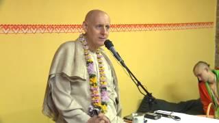 2014.05.16. BG 7.2 HG Sankarshan Das Adhikari Samosa Kaunas, Lithuania