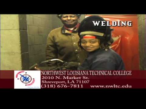 Northwest Louisiana Technical College WELDING by ELAW