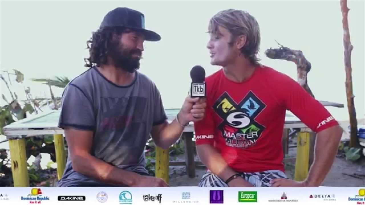 TKB sits down with last year's overall Master of the Ocean Men's winner Zane Schweitzer
