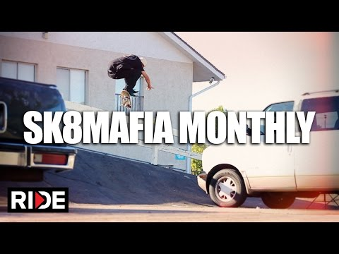 SK8MAFIA Monthly March 2016
