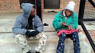THE BOX PART 1 FULL HOOD MOVIE  '' COLUMBUS GA. DRUNK MUSIC FILMS ''