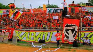 AKSI-AKSI SPARTACKS TSC 2016 : SEMEN PADANG FC VS MITRA KUKAR