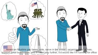 True Islam Believes in Loyalty to Your Country of Residence